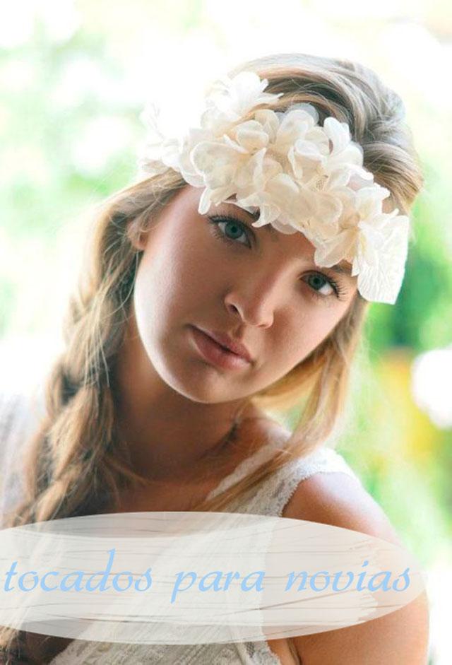 Bodas tocados para novias perlas y coco - Turbantes para bodas ...
