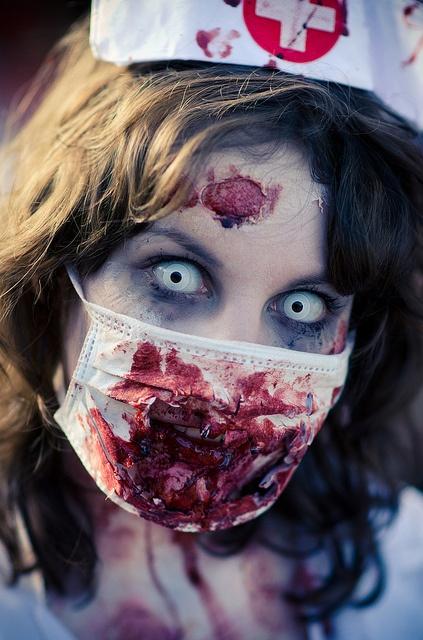 Walking Dead Halloween Costume