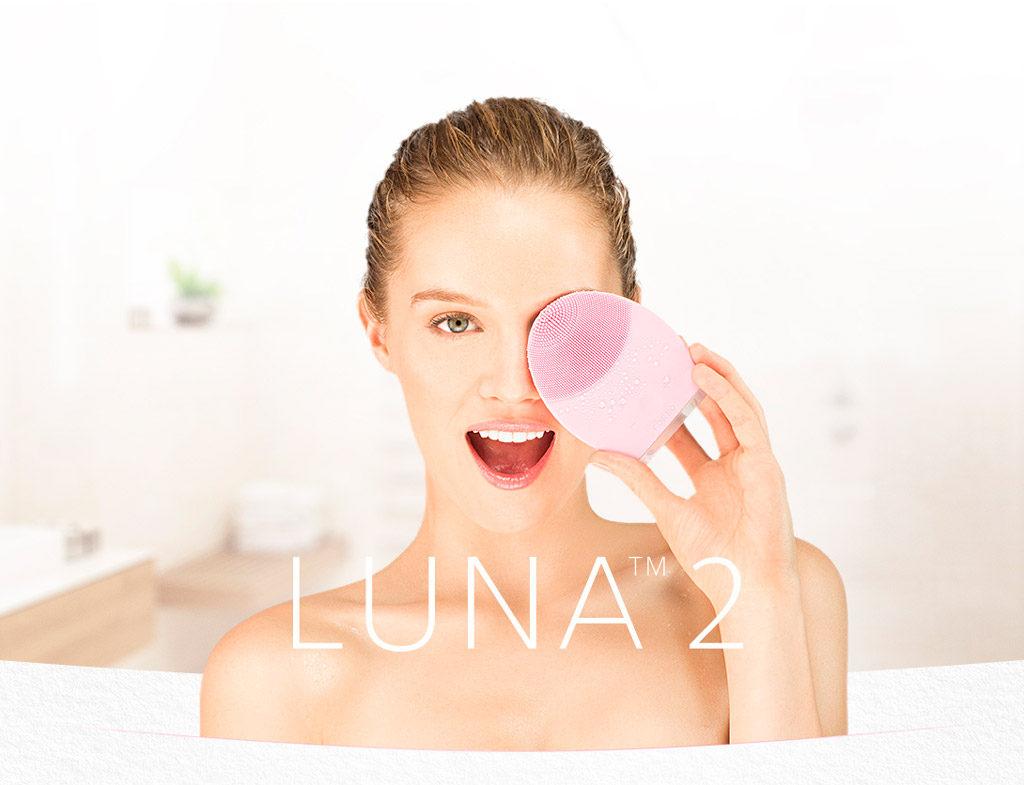 Foreo Luna 2, el dispositivo de belleza que limpia tu piel en profundidad gracias a su tecnología T- Sonic