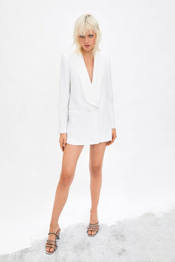 Blazer edición limitada Zara