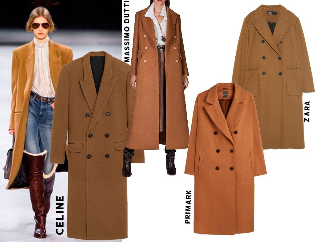Celine clones abrigo masculino