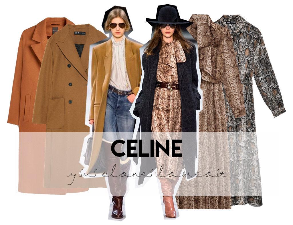 Los clones de Celine