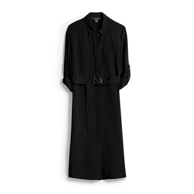 Vestido militar Primark