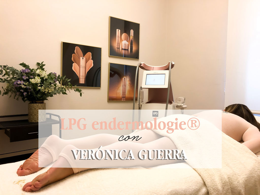 LPG endermologie® con Verónica Guerra