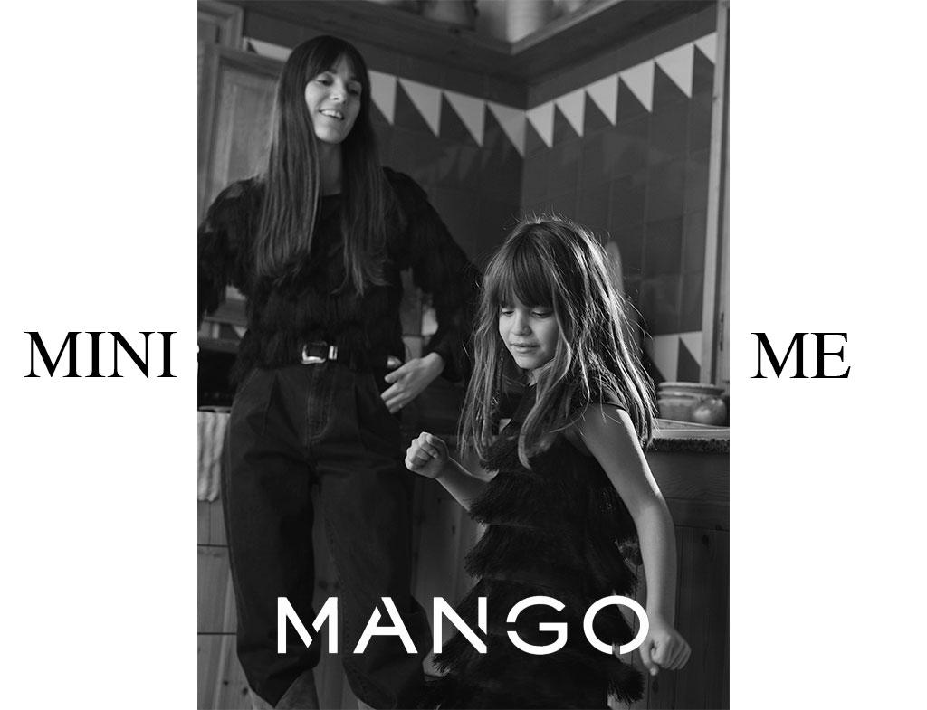 Mini me Mango